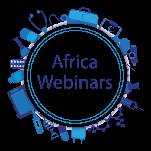 Africa webinars logo
